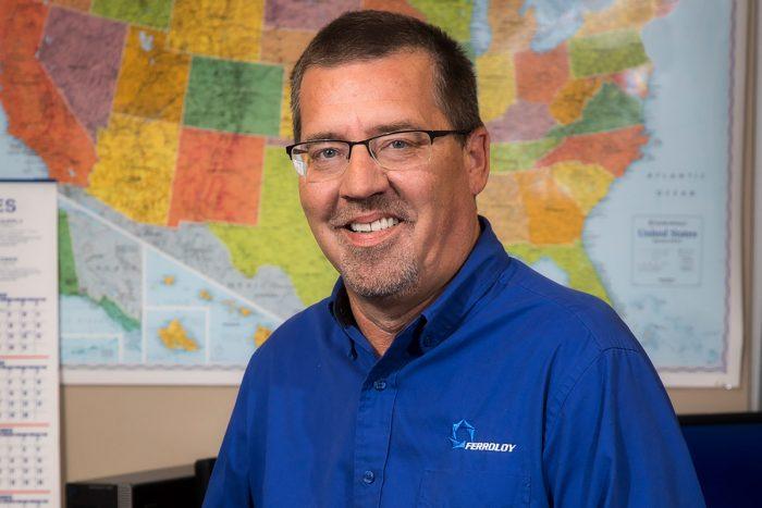 John Rockey, VP Sales