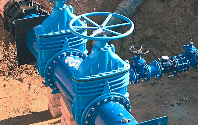 industrial valves industry